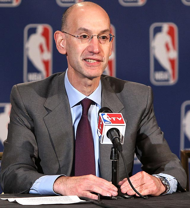 He will become the NBA's next commish on Feb. 1, and acclimating should be easy. A former lawyer who's spent 21 years with the league (the past seven as Stern's deputy), Silver, 50, has done much more than read the names of second-round draft picks: He helped negotiate the last three CBAs and two TV deals, often joking that he had the second-best job in the world. Soon, by his reckoning, he'll have the best. (Check out the web version of the magazine and subscribe to SI.)