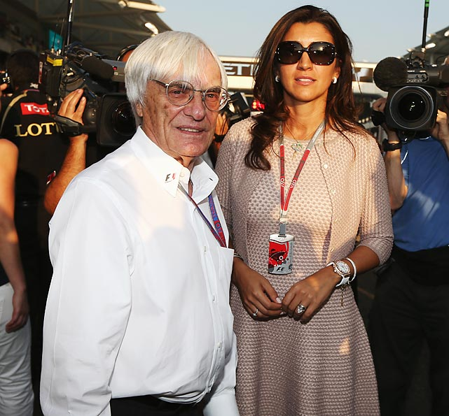 "A 2011 London tabloid headline: Q. When is Bernie Ecclestone taller than his wife? A. When he stands on his wallet. Referred to as ""F1 supremo,"" the diminutive 82-year-old British billionaire shaped modern Grand Prix racing and controls a sport that Formula Money reports as having $1.7 billion in annual revenue and more than 500 million TV viewers worldwide. (Check out the web version of the magazine and subscribe to SI.)"
