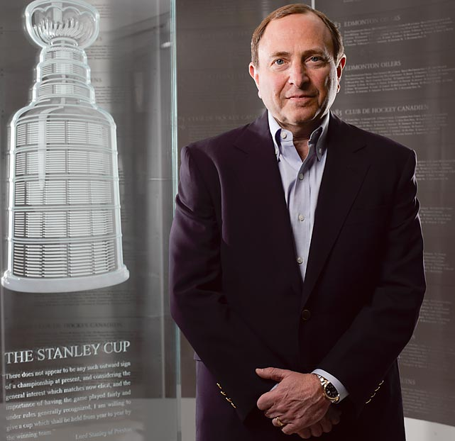 In his 20 years at the helm, Bettman has ushered the league into modernity, growing from 26 to 30 teams, gaining national TV exposure, expanding the game below the Mason-Dixon Line and upping revenue to a record $3.3 billion last season. But he's by far the lowest of the four major American commishes on this list, and here's why: For all the progress he has overseen, the 60-year-old Queens native is still -- and forever will be -- the face of three crippling lockouts. (Check out the web version of the magazine and subscribe to SI.)