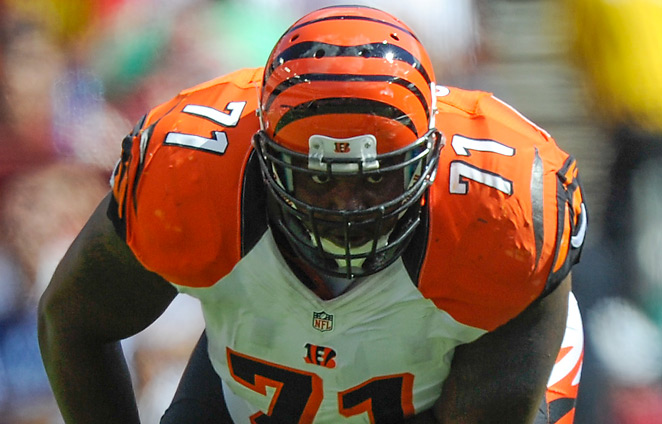 Andre Smith is considered one of the top two tackles available on the free agent market.