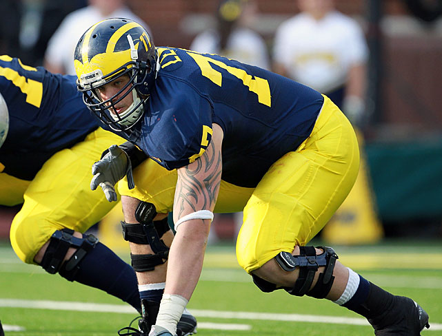 Lewan was a candidate to enter the NFL draft after his junior season. Instead, he's returning to Ann Arbor -- something that could pay major dividends for the Wolverines. The left tackle won the Big Ten's Offensive Lineman of the Year award and was an AP first-team All-America in 2012. Following his decision to come back to campus, Lewan has the chance to become the first player in school history to win the Outland Trophy.