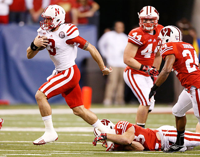 The three-year starter at Nebraska turned in his best season in 2012, throwing for 2,871 yards and 23 touchdowns while rushing for 1,019 yards and 10 more scores. Martinez also improved his efficiency as a passer, completing a career-high 62 percent of his attempts. For all the good he can do, however, Martinez still needs to cut down on his mistakes. He led the Big Ten last year with 12 interceptions.