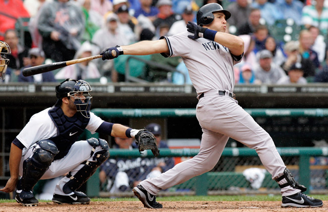 Mark Teixeira finished last season with 24 home runs and 84 RBI, both career lows with New York.