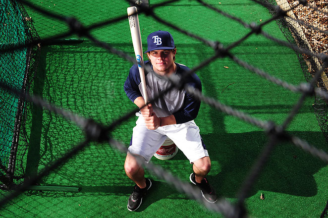 If he's called up early enough, Tampa Bay's Wil Myers could deliver 25 homers in his rookie season.