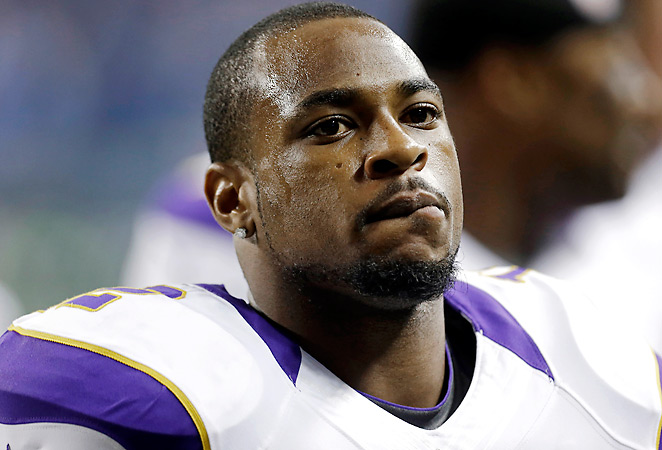 Percy Harvin reportedly clashed with his head coaches in Minnesota, and threatened to walk out last season.