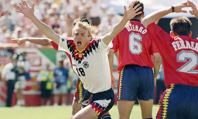 U.S. coach Jurgen Klinsmann knows Soldier Field, having scored there at the 1994 World Cup.