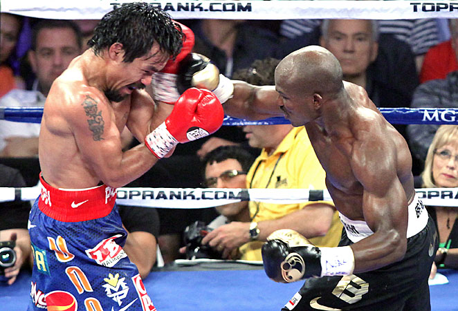 Tim Bradley's controversial win over Manny Pacquiao earned him scorn more than praise from many.