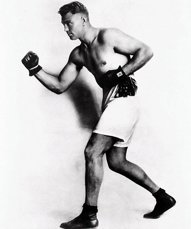 Dempsey won the world heavyweight title in 1919 and didn't let it go until 1926. A powerful puncher, Dempsey won 51 of his 65 professional victories by knockout and lost just six times in his career. He was a star of the 1920s, drawing such a following that the gate from his bout with Georges Carpentier in July 1921 topped $1 million. Dempsey won the fight by knockout in the fourth round in front of a crowd of 91,000.