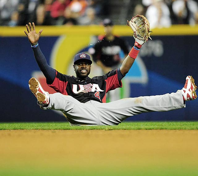 Alas, Team USA landed on its keester shy of the World Baseball Classic's championship round.