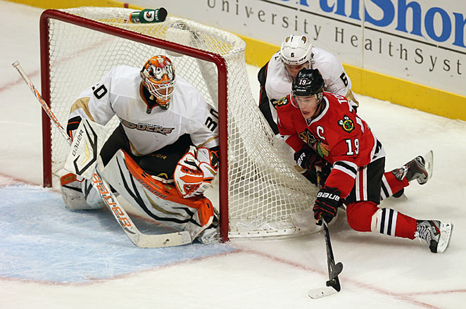 The Blackhawks were the biggest story of the first half, but the Ducks have been the bigger surprise.