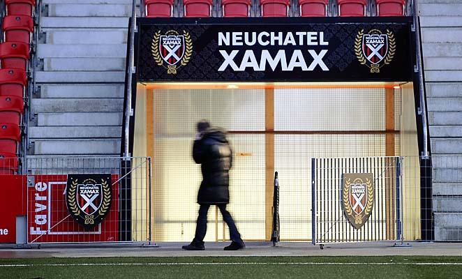 Xamax's honorary president was Sepp Blatter.