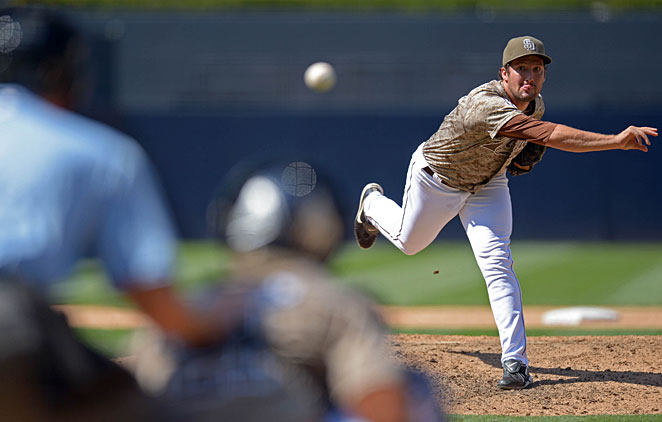 With Huston Street at closer, the bullpen is once again a strength for San Diego.