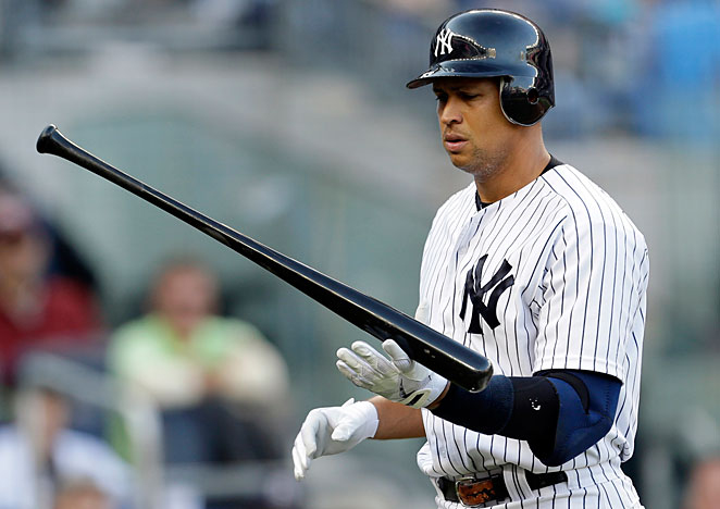 Alex Rodriguez is among the players whose names were found in the clinic's records.