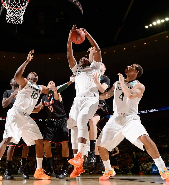 Physical defense wasn't enough for the Tigers as Miami eased to a 29-point victory and booked their passage to the next round.