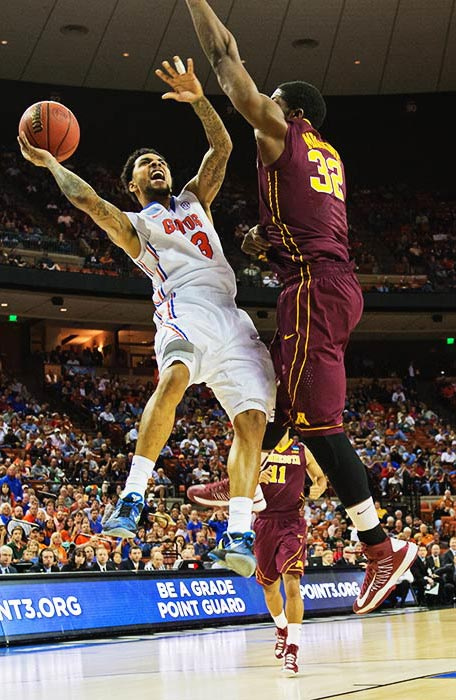 <bold>Defeated Northwestern State 79-47</bold> <bold>Defeated Minnesota 78-64</bold> <bold>Next: vs. Florida Gulf Coast </bold> (<bold><italics>SI's live bracket</italics></bold>) <bold>Mike Rosario scored 25 points as the Gators made the Sweet 16 for the third consecutive year.</bold>