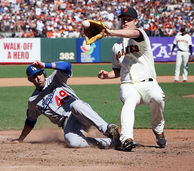 The Dodgers and Giants should be a compelling matchup all season. Not only is the latter the defending world champion and the former baseball's new big spenders -- and a team many expect to topple the Giants in the NL West this season-- but also their rivalry dates to the presidency of Benjamin Harrison and hasn't mellowed one bit in the California sunshine. Again, this will be their final regular-season meeting in 2013.
