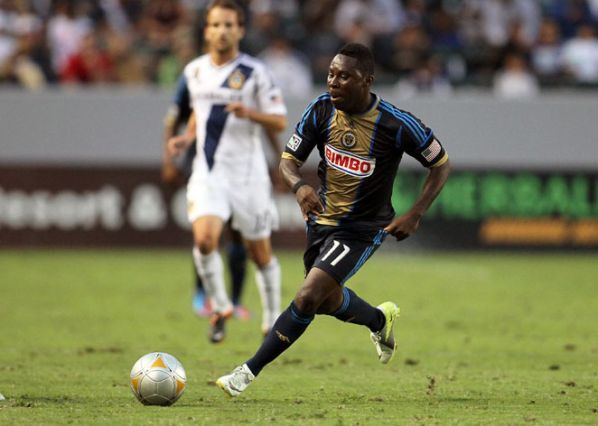 The Philadelphia Union have reached a contract termination agreement with midfielder Freddy Adu.