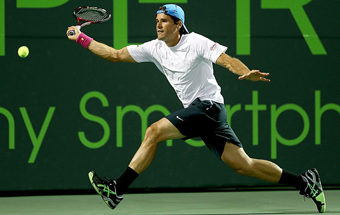 In upsetting Novak Djokovic, Tommy Haas became the oldest man to beat a No. 1 player in 30 years.
