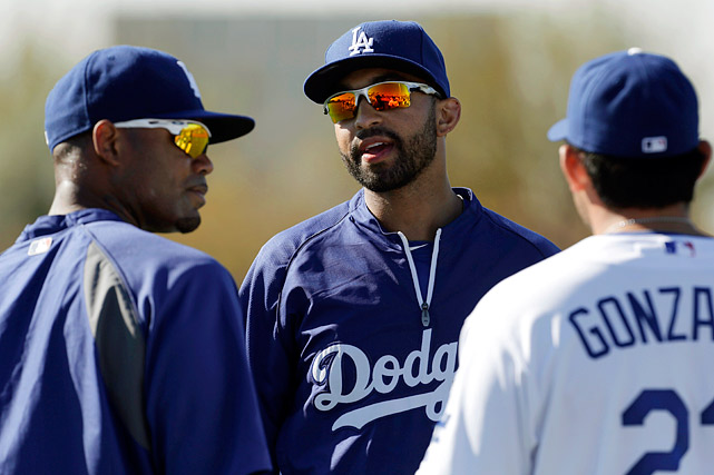 As the Dodgers take over the major league lead for payroll, it's worth noting that the Yankees are just 1-for-their-last-12 in converting the biggest bucks to the big prize. The Dodgers have over $300 million worth of future commitments to an outfield that features two players coming off major surgeries and one who can't hit lefties -- so of course they're likely to farm out the guy hitting .526. (SI's Experts Predictions)