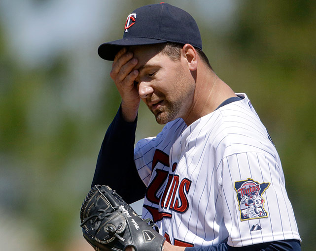 The Twins' offseason attempts to improve a starting rotation that posted a collective 5.40 ERA in 2012 involved signing Kevin Correia and Mike Pelfrey. (SI's Experts Predictions)