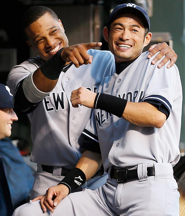 There's more talent on their Opening Day disabled list than their Opening Day lineup, and the latter has Robinson Cano and Ichiro Suzuki. One could make one of the league's most productive lineups from the 2012 Yankees who left as free agents (Nick Swisher, Russell Martin) or will open the 2013 season on the shelf (Derek Jeter, Alex Rodriguez, Mark Teixeira, Curtis Granderson). (SI's Experts Predictions)