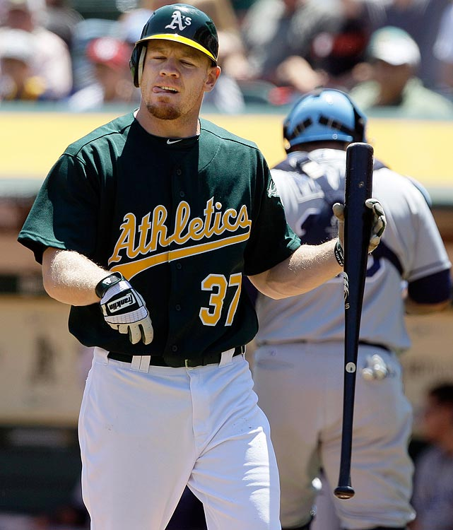 Brett Anderson and Jed Lowrie won't stay healthy, Brandon Moss will turn back into a Quadruple-A pumpkin without a platoon partner, the outfield is overstuffed, the infield could go belly-up and you can expect some growing pains in the young rotation. (SI's Experts Predictions)