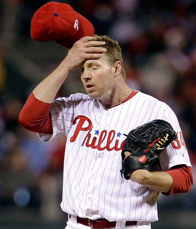 """General manager Ruben Amaro Jr. mistook the mandate to """"get young"""" by loading up on both Michael Young and Delmon Young, which won't help an aging, middling offensive core. Worse, one of the big three starting pitchers expected to keep the club afloat, Roy Halladay, is coming off his highest ERA since 2000, and has been getting the tar wailed out of him this spring due to a lack of velocity. (SI's Experts Predictions)"""