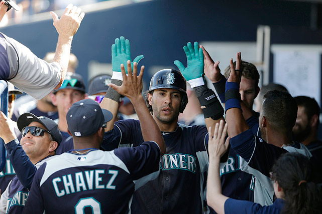 The Mariners have scored the fewest runs in the AL in each of the last four seasons and of the 14 hitters on their 40-man roster who haven't been optioned out of major league camp, none had an on-base percentage last year higher than Mike Morse's .321. (SI's Experts Predictions)