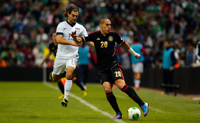 Approximately 2.385 million people watched ESPN's broadcast of the U.S. vs. Mexico Tuesday night.