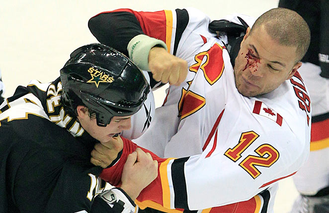 Jarome Iginla's 17 years in Calgary were very much a story of what might have been.