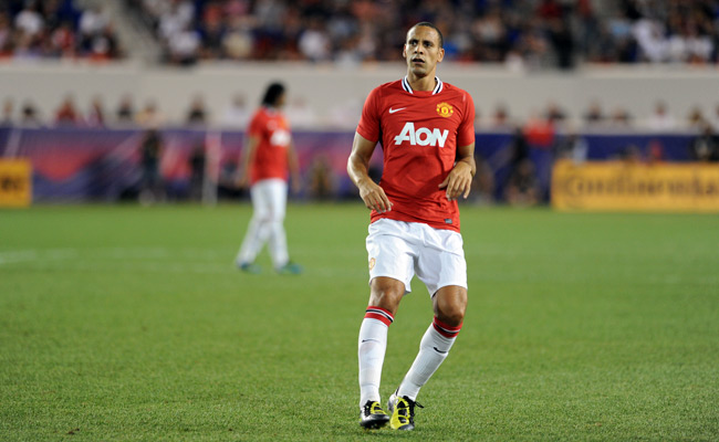 Rio Ferdinand declined to join the England team for its World Cup qualifying match in San Marino.