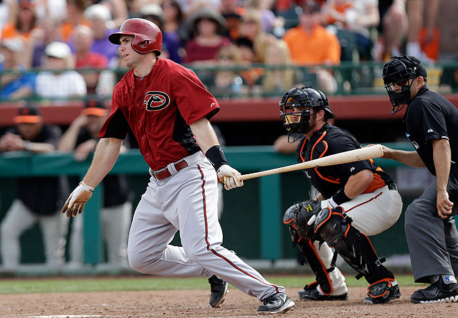 Paul Goldschmidt turned his breakout 2012 season for the Diamondbacks into a big payday.