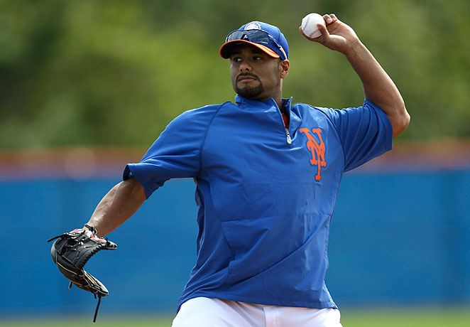 Johan Santana is set to undergo shoulder surgery and will probably miss the entire 2012 season.