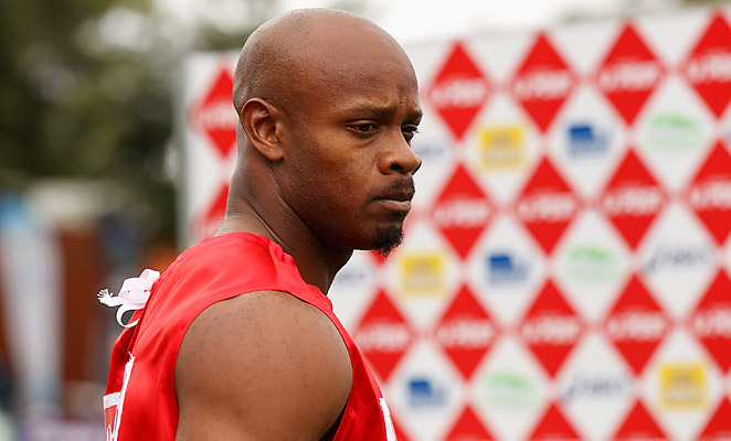 Asafa Powell held the world record in the 100 meters from 2005 until 2008, and has broken the 10-second barrier more times than anyone.