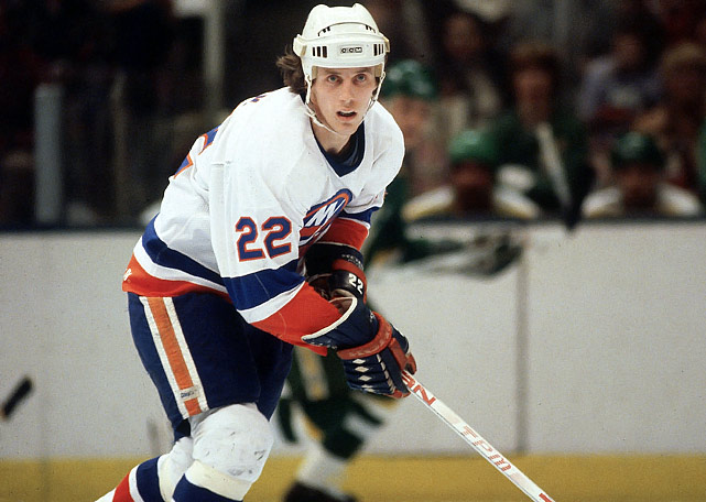 Bossy finished the 1980-81 season with 68 goals in 79 games and the Isles rolled to their second consecutive Stanley Cup.