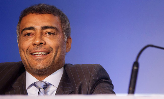 Romario led Brazil to the 1994 World Cup title, beating Italy in the final.
