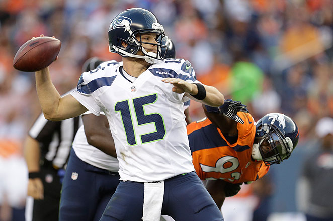 Matt Flynn was slated to be the Seahawks' starting quarterback before the emergence of Russell Wilson.