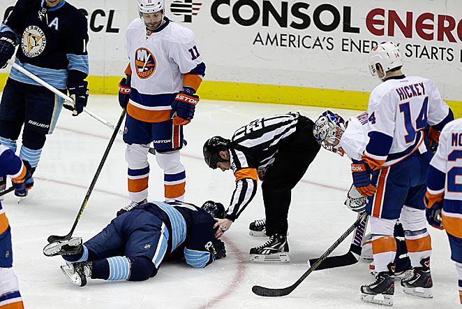 Due to his concussion history, Sidney Crosby's latest injury was of great concern.