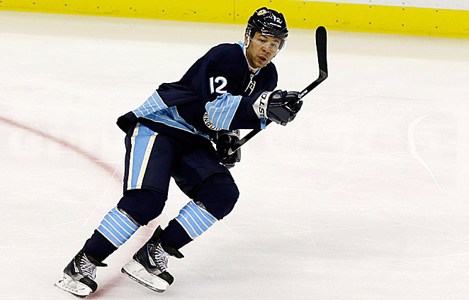 Jarome Iginla's value to the Penguins will increase in the wake of Sidney Crosby's injury.