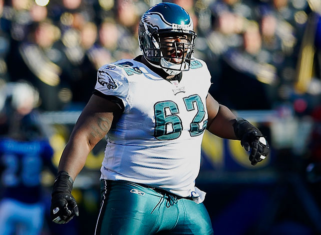 "Jean-Gilles is believed to be the first active NFL player to ever get lap-band surgery, something the lineman believes was necessary. ""I thought there was no way I could live like this,"" he said in 2010 following the procedure. Jean-Gilles says that his weight at one point reached around 400 pounds, but the surgery and post-procedure training got him down to 345. That 2010 season was the last he'd play in the NFL, however."