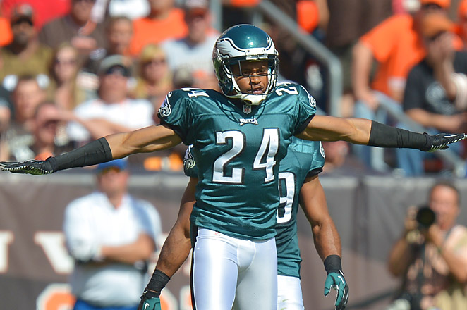 Asomugha is headed back to the Bay Area after spending the last two seasons in Philadelphia.