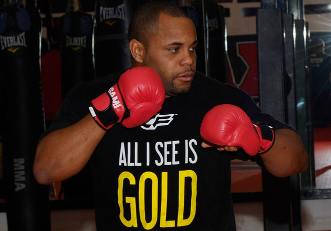 Daniel Cormier won't overtake Cain Velasquez or Junior dos Santos, but he is still a top heavyweight.