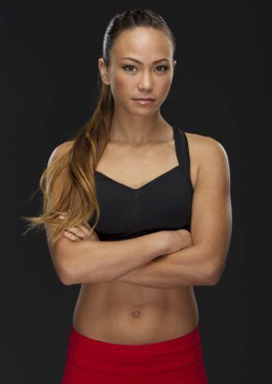 Michelle Waterson will fight Jessica Penne for the Invicta atomweight title on April 5.