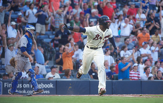 Jason Heyward could make the Braves pay for not signing him sooner.