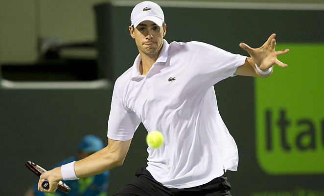 John Isner is 0-2 in his career against Novak Djokovic.