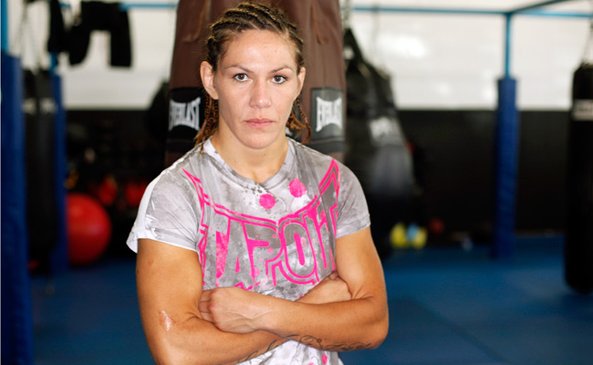 Cris 'Cyborg' Santos has in the past refused to drop 10 pounds to fight star Ronda Rousey.