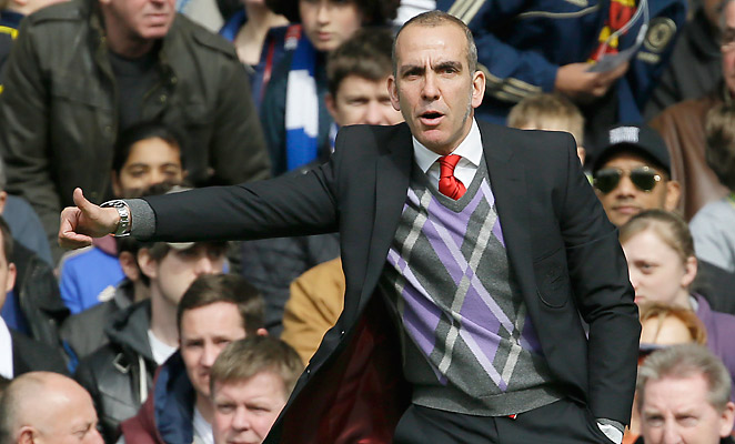 The only thing more disappointing than Sunderland's performance in their loss to Chelsea may have been the abominable outfit of controversial new manager Paolo Di Canio.