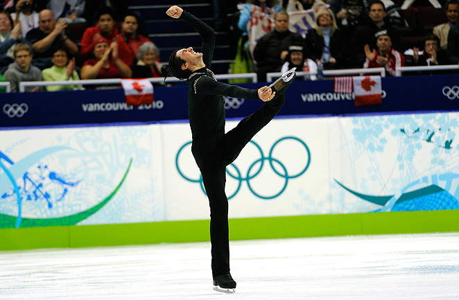 Evan Lysacek hasn't competed since the 2010 Olympics, but he believes he can come back stronger.