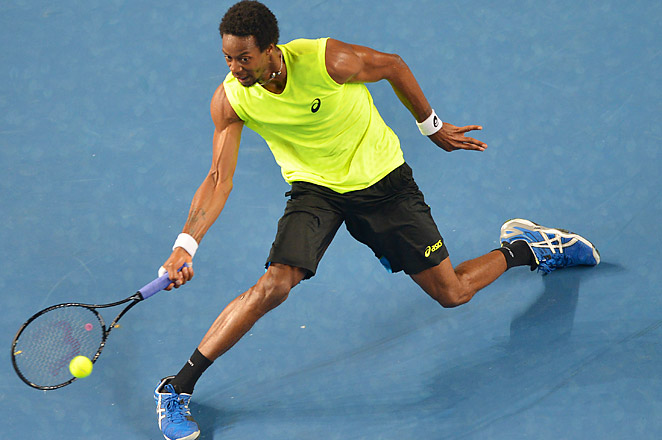 Monfils  will move on to face top-seeded Nicolas Almagro of Spain in the next round.
