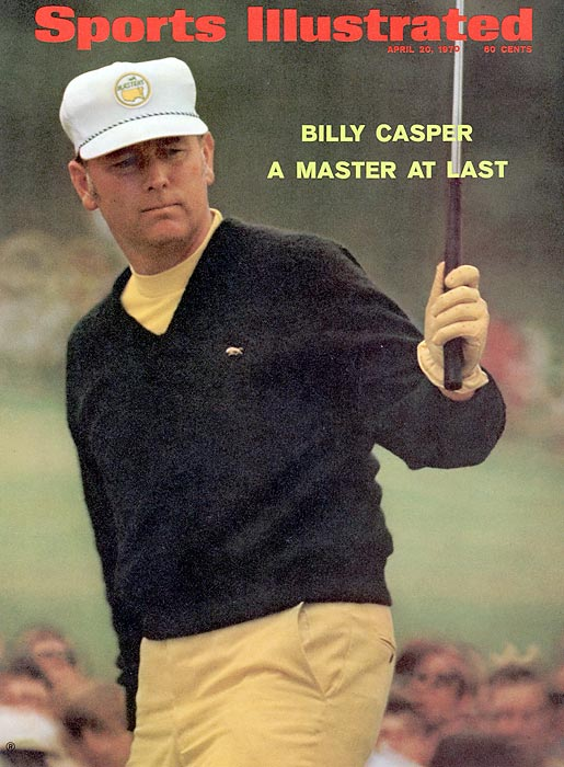Billy Casper defeated Gene Littler, 69-74, in an 18-hole playoff in 1970.